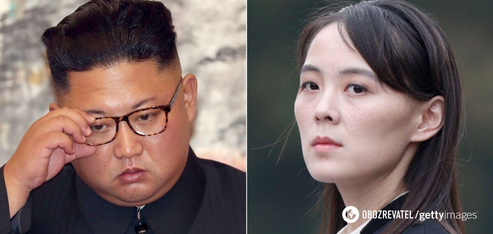 Кім Чен Ин і Кім Йо Чжон
