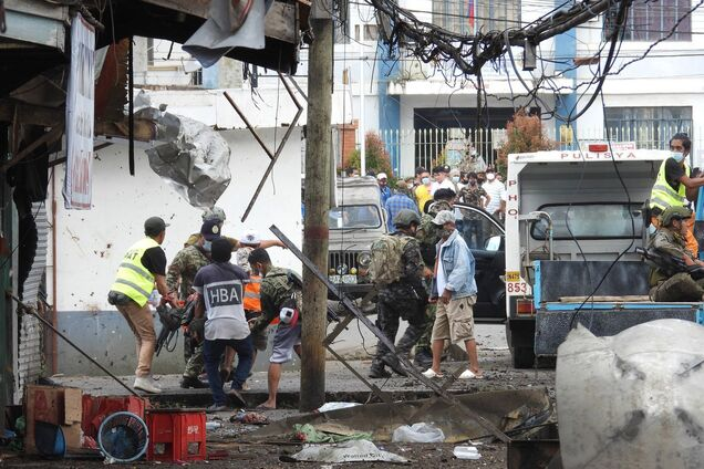 На Филиппинах прогремели два теракта: 14 жертв, 75 раненых. Фото 18+