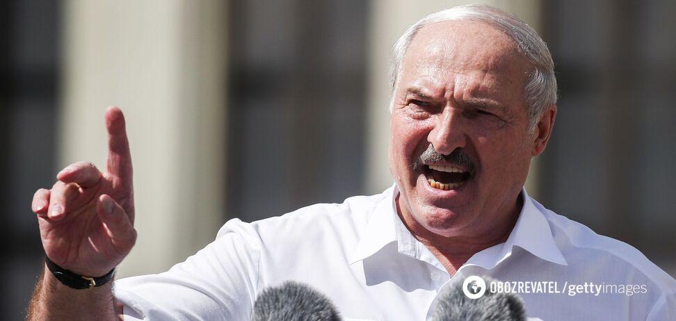 У день появи Лукашенка з автоматом не було жодного затримання