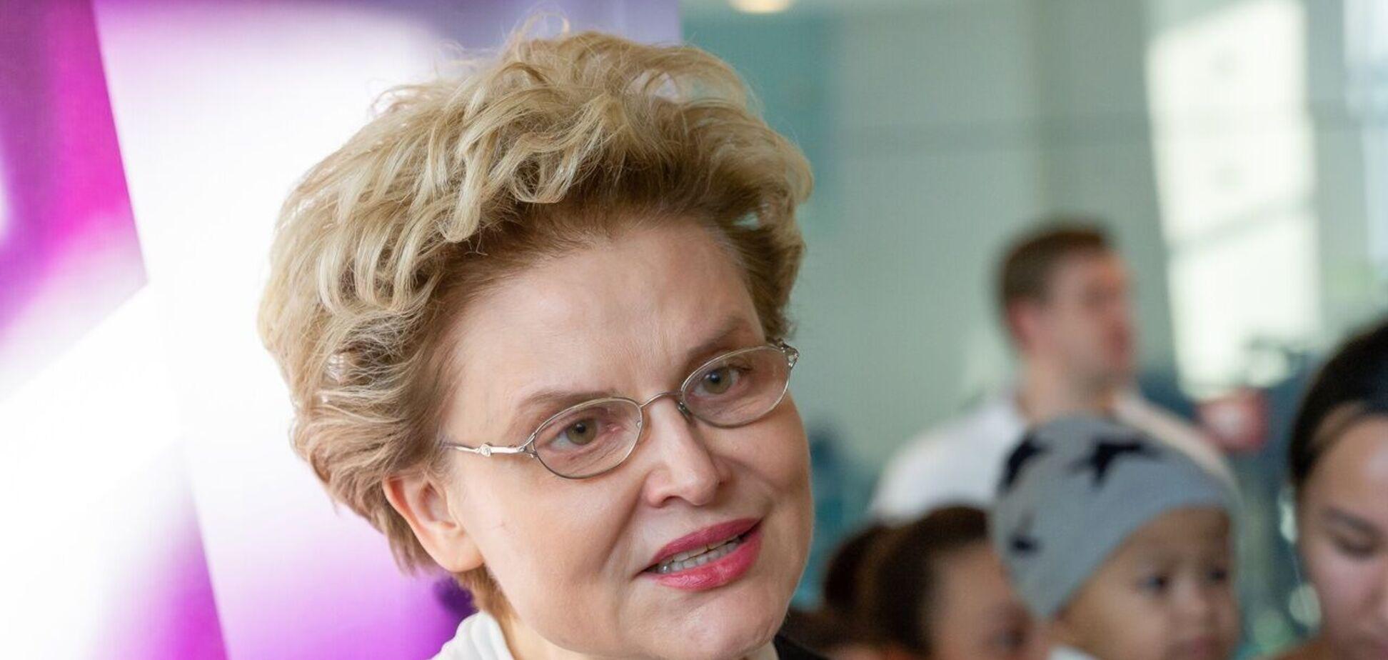 Елена Малышева стала бабушкой в третий раз