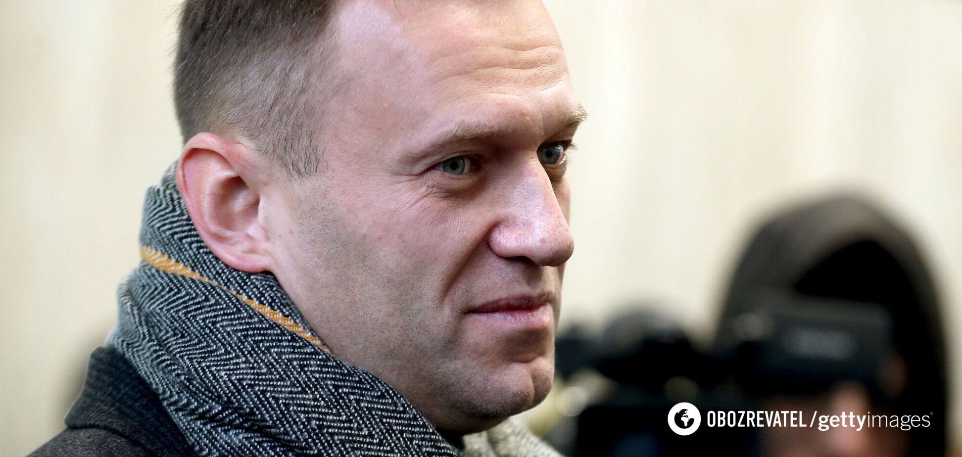 Навальный остается в искусственной коме