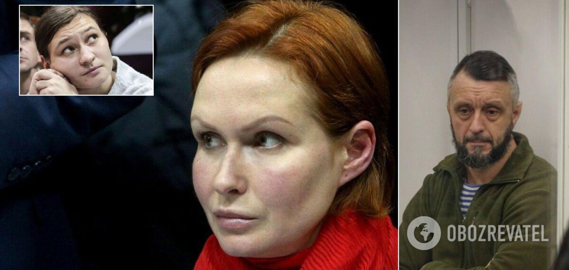 Дугар, Антоненку та Кузьменко обрано запобіжний захід