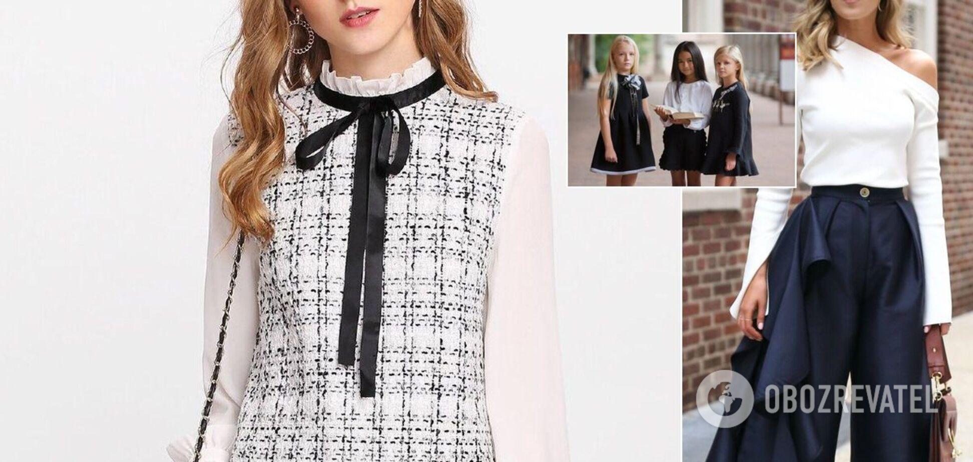Как модно одеться в школу: 8 крутых образов для детей и подростков. Фото