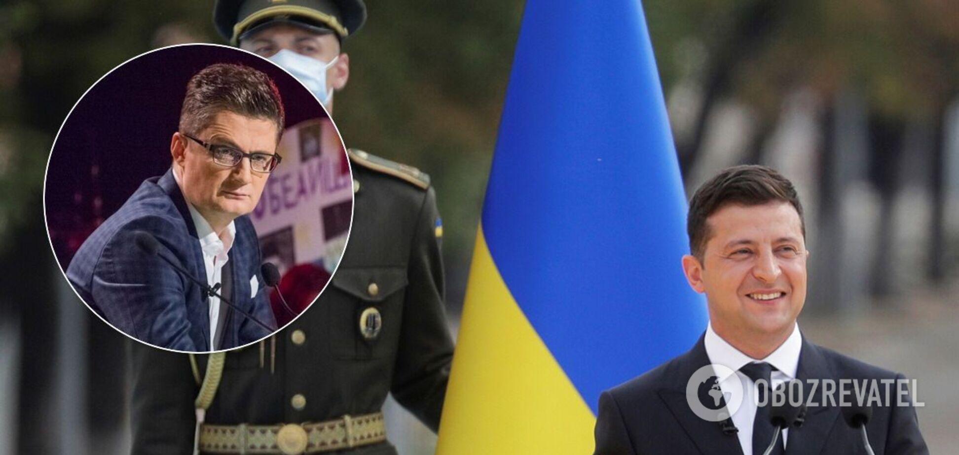 Ігор Кондратюк розкритикував виступ зірок на День Незалежності