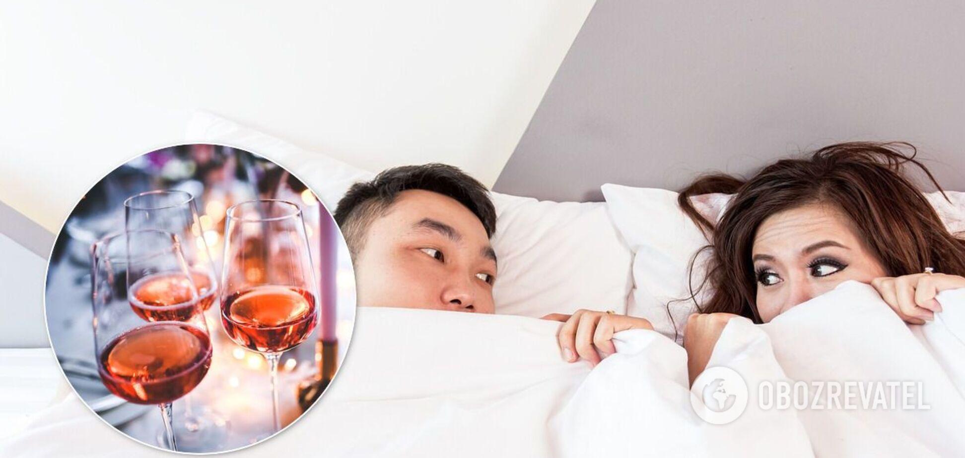 Чем полезен и вреден секс в пьяном состоянии