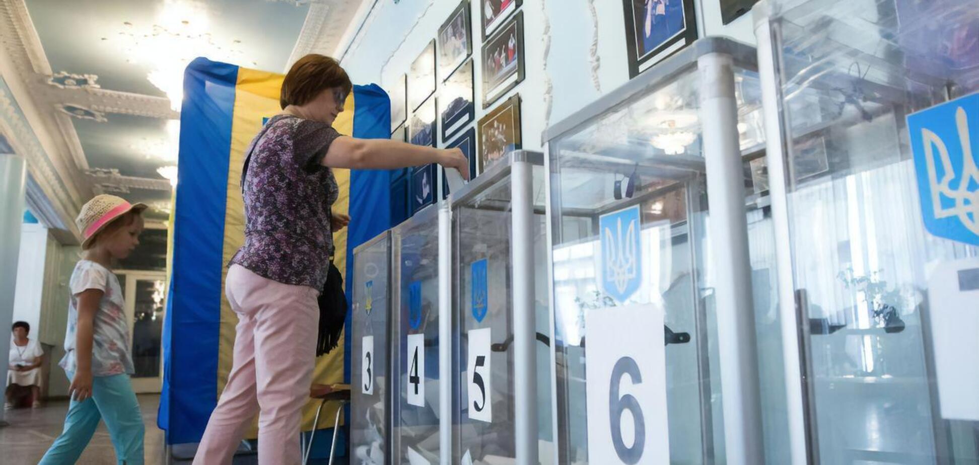 Зміна місця голосування на місцевих виборах 25 жовтня актуальна для людей, які живуть не за місцем реєстрації