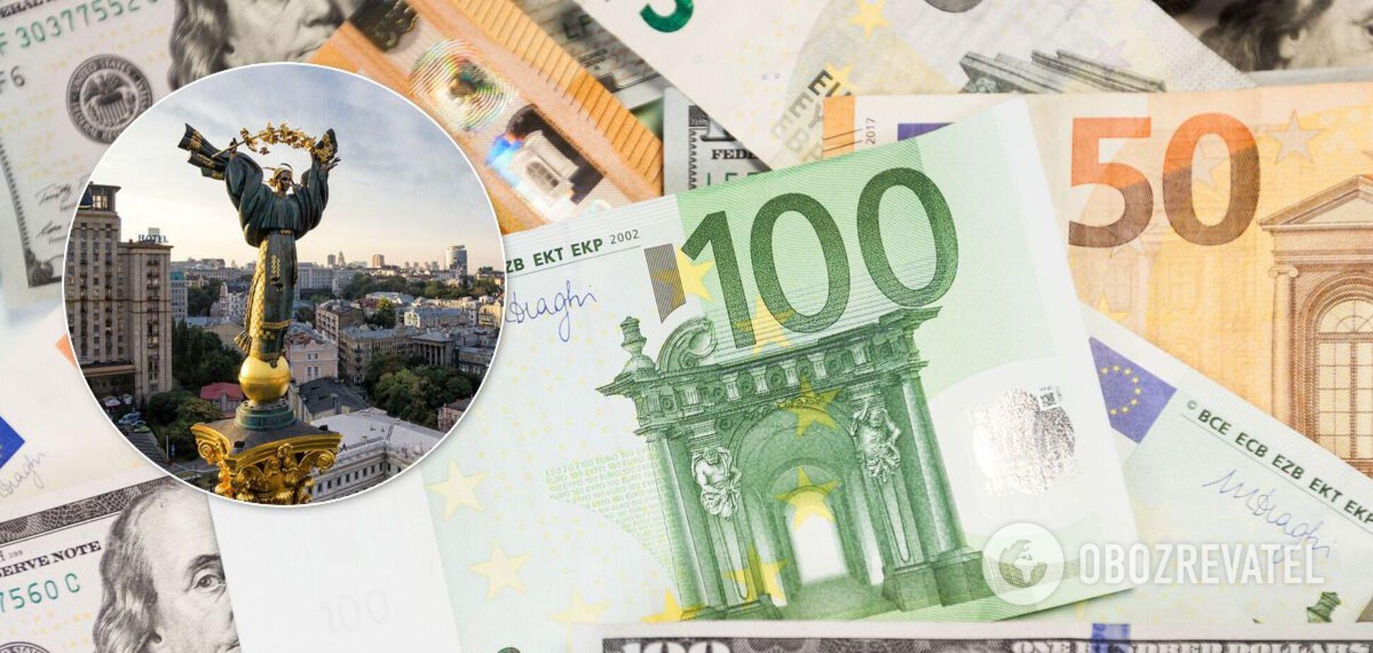 Рада одобрила получение двух новых кредитов от Евросоюза