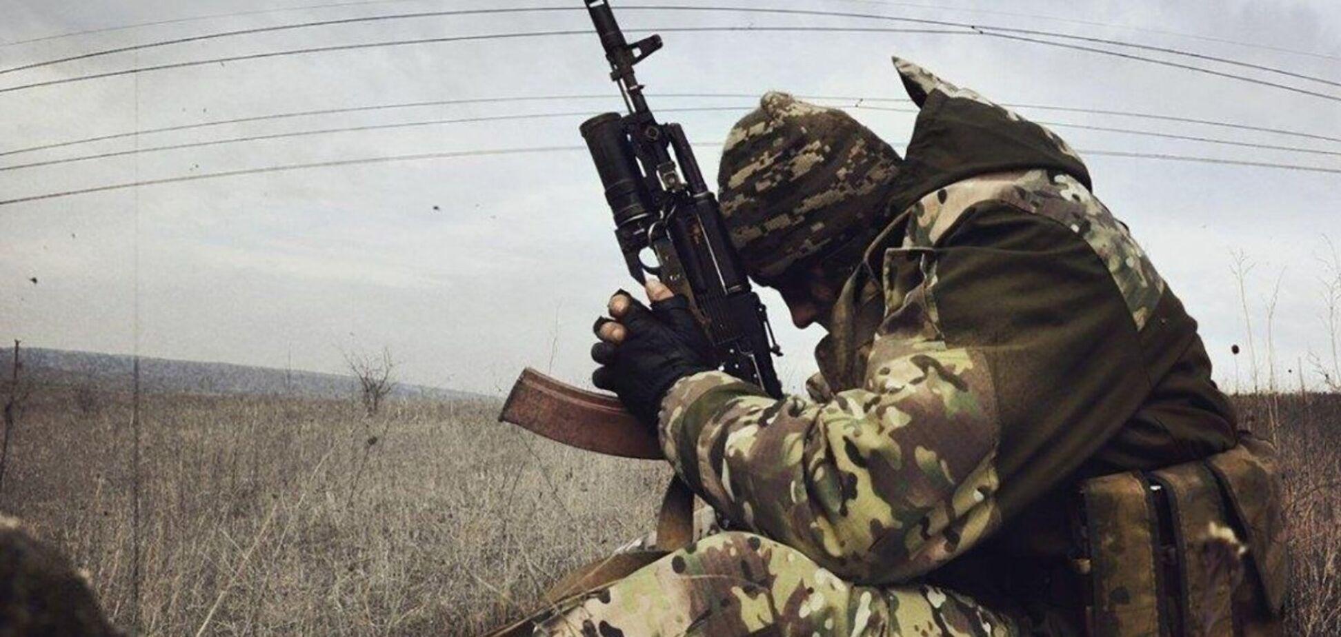 На Донбасі загинув старший лейтенант ЗСУ