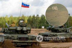 Промахи российских военных показали на видео