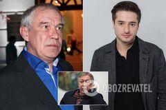 У машині Єфремова в момент ДТП могли перебувати Сергій Гармаш та Іван Стебунов