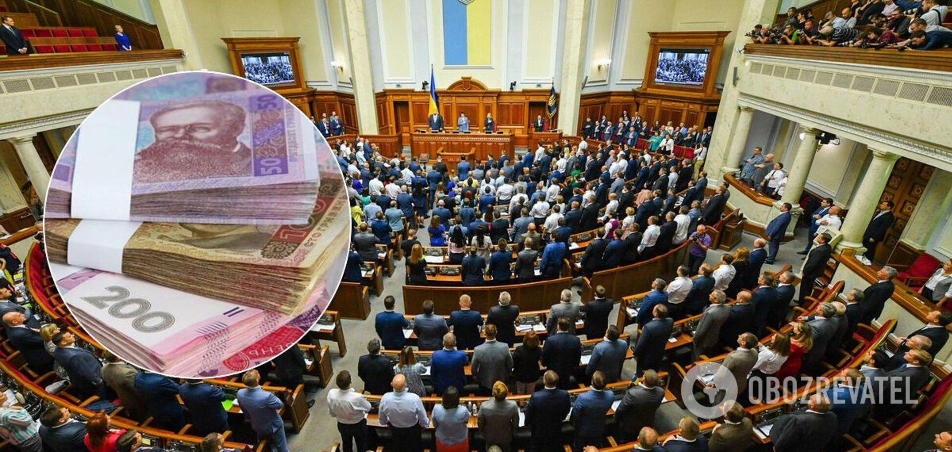 Рада приняла новую минималку в Украине