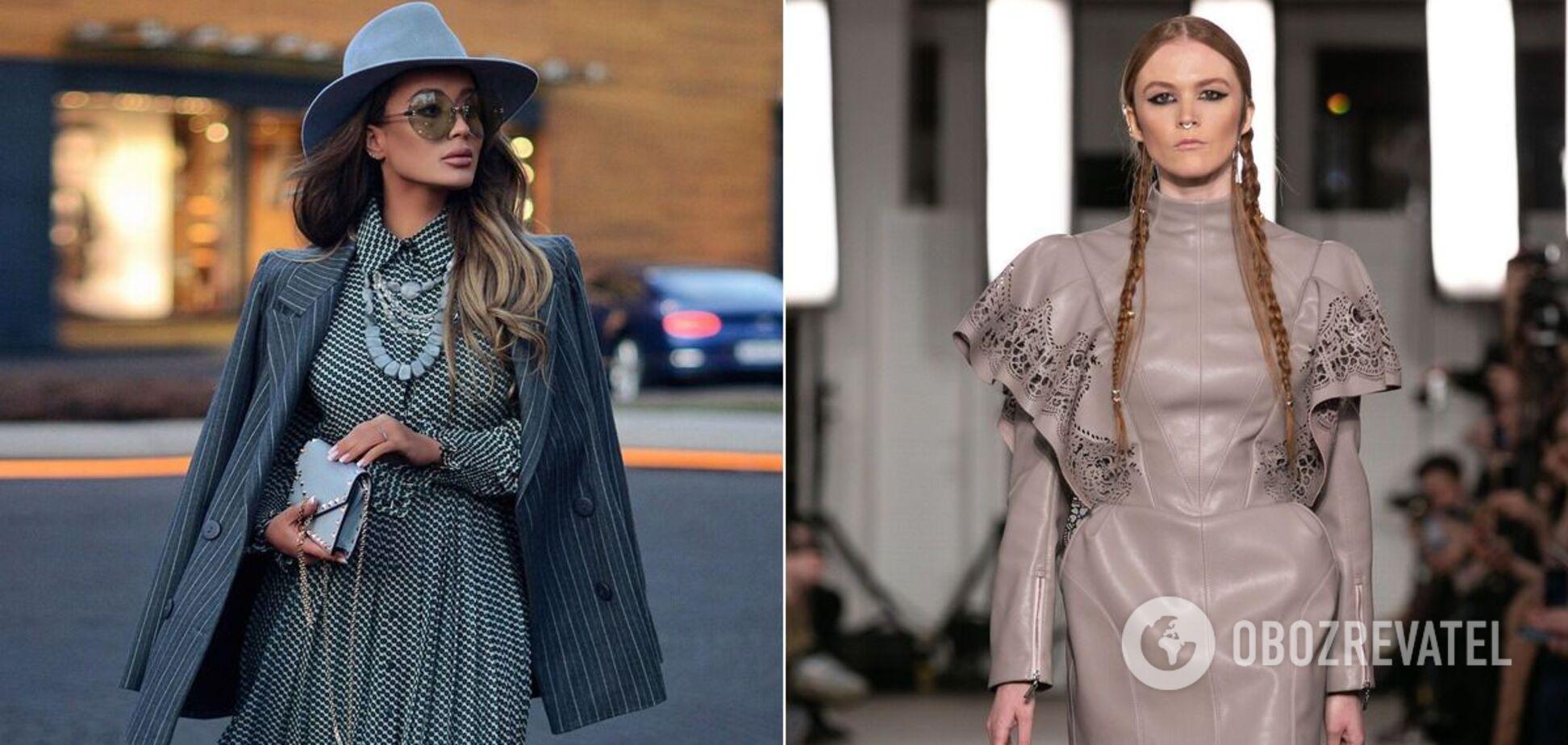 Какие платья будут в моде осенью 2020: топ-5 трендов