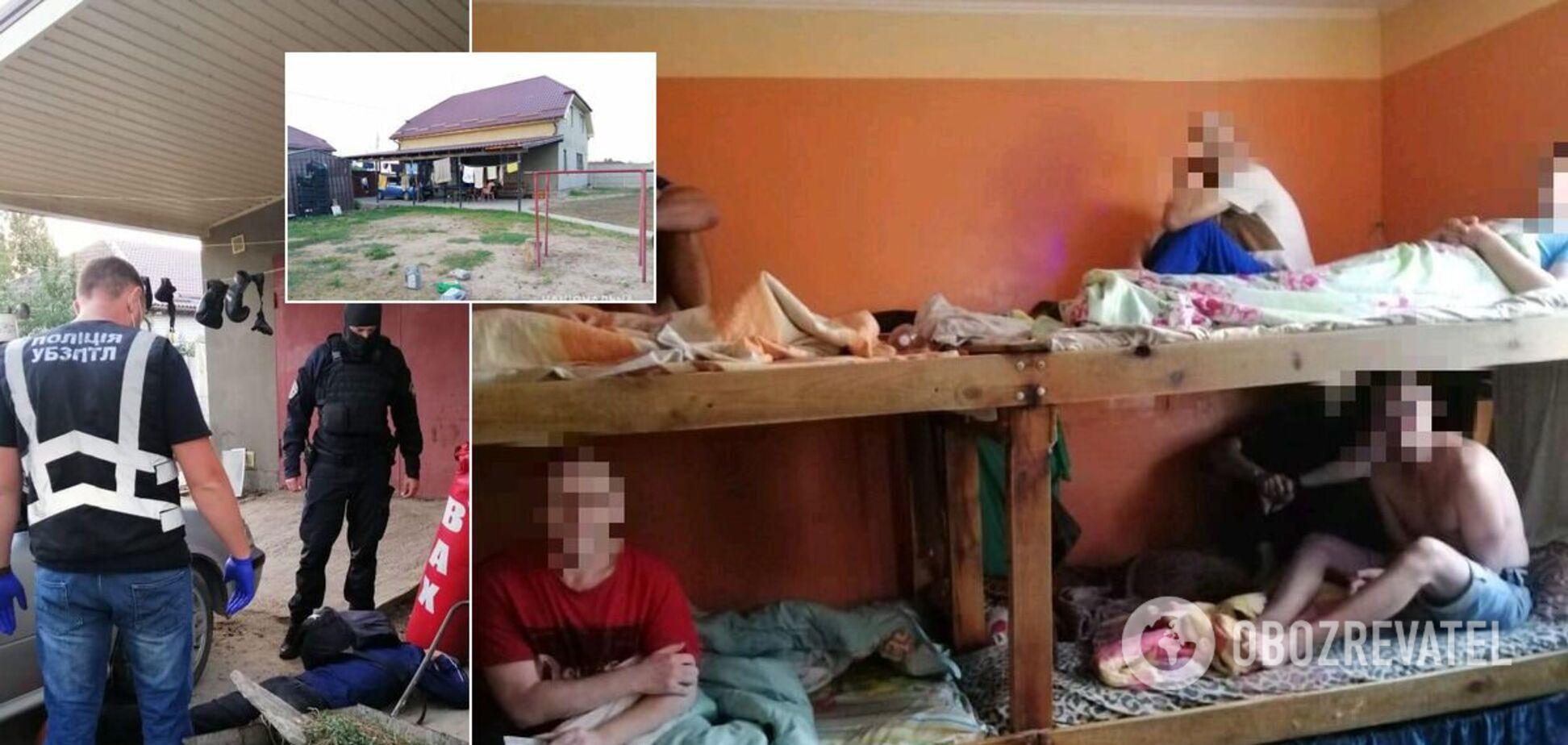 На Дніпропетровщині розкрили велику мережу 'рабовласників'