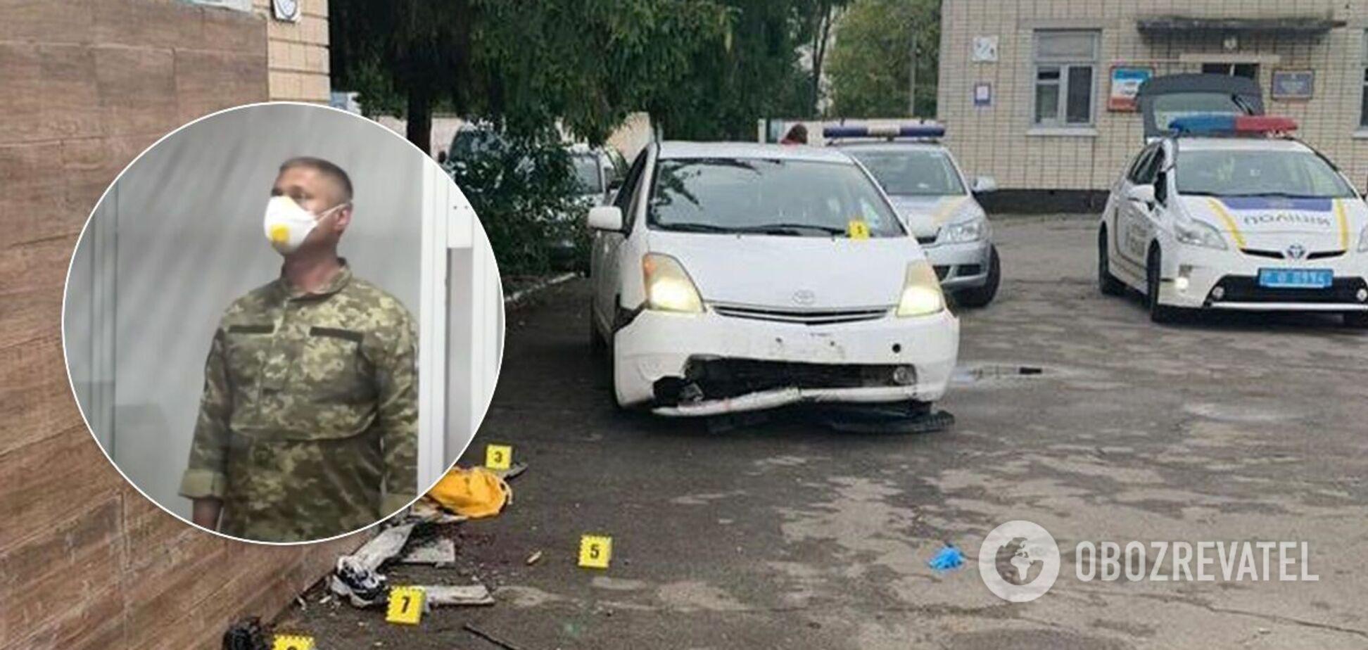 Володимир Холодний визнав провину в ДТП з курсантками