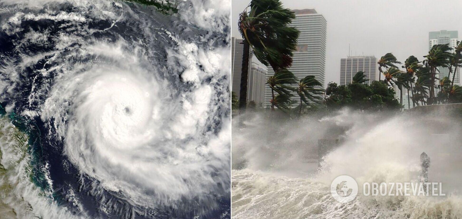 Ураган 'Лаура' надвигается на США