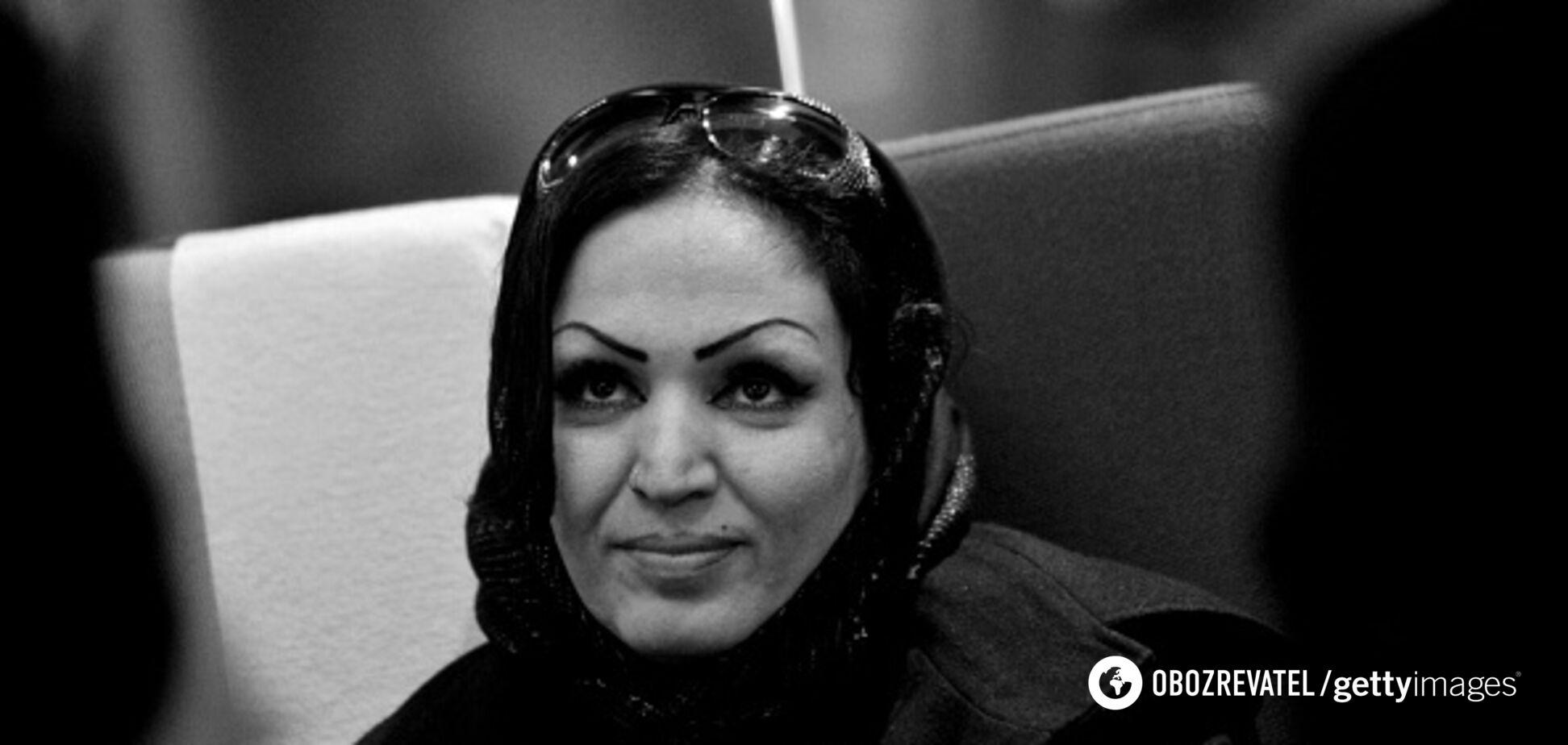Актриса Саба Сахар ранена в Кабуле