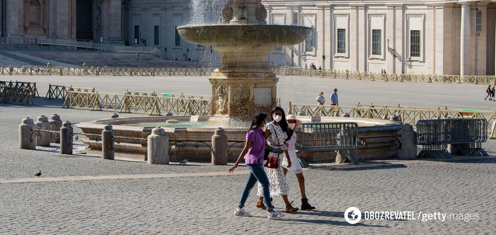 В Италии за сутки коронавирусом заболело рекордное количество людей