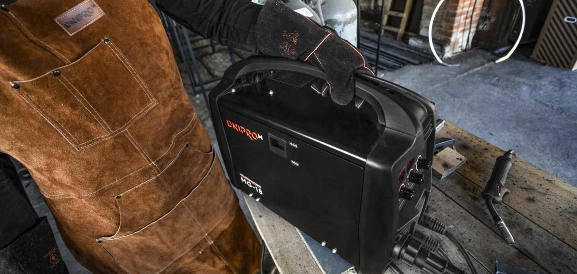 Сварочные полуавтоматы Dnipro-M: качество с первой искры