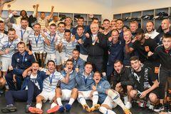 'Динамо' выиграло Суперкубок