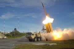 На международных учениях упала российская ракета С-400