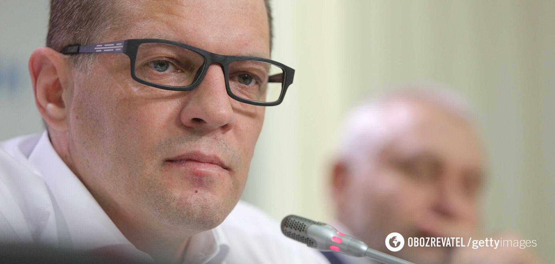 Роман Сущенко розповів про його затримання в Москві в 2016 році