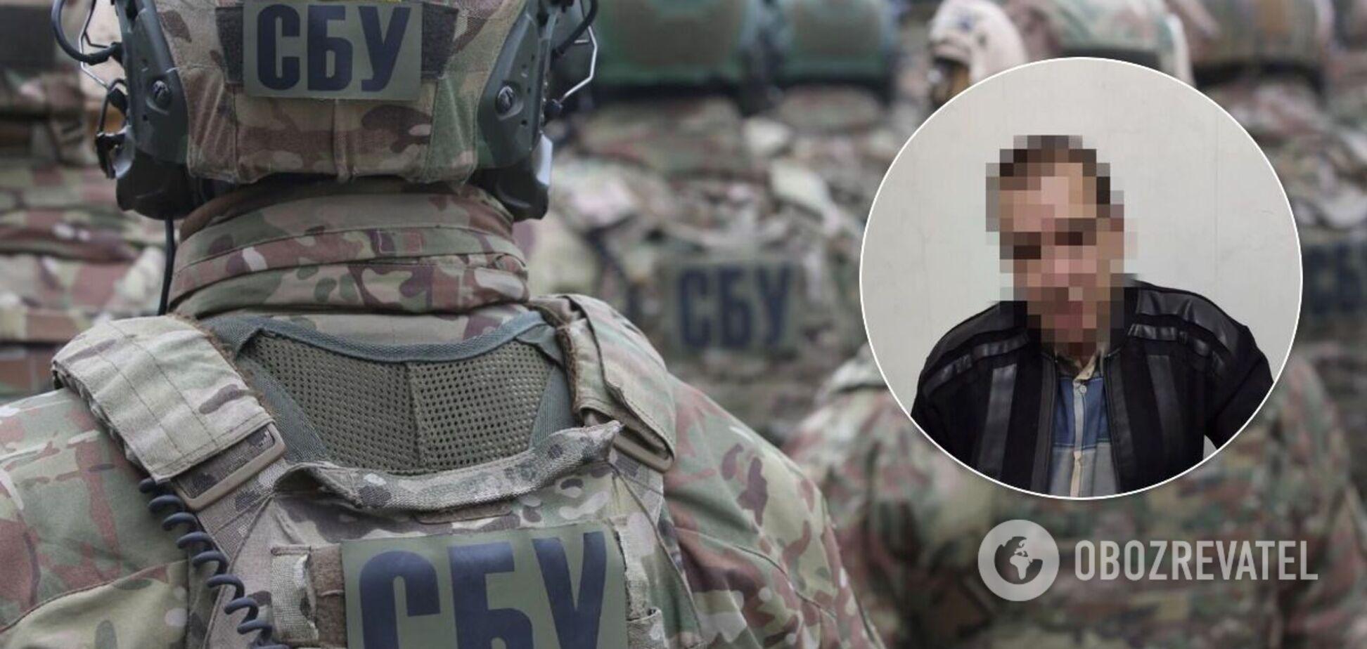 СБУ викрила на пропаганді п'ятьох жителів Маріуполя