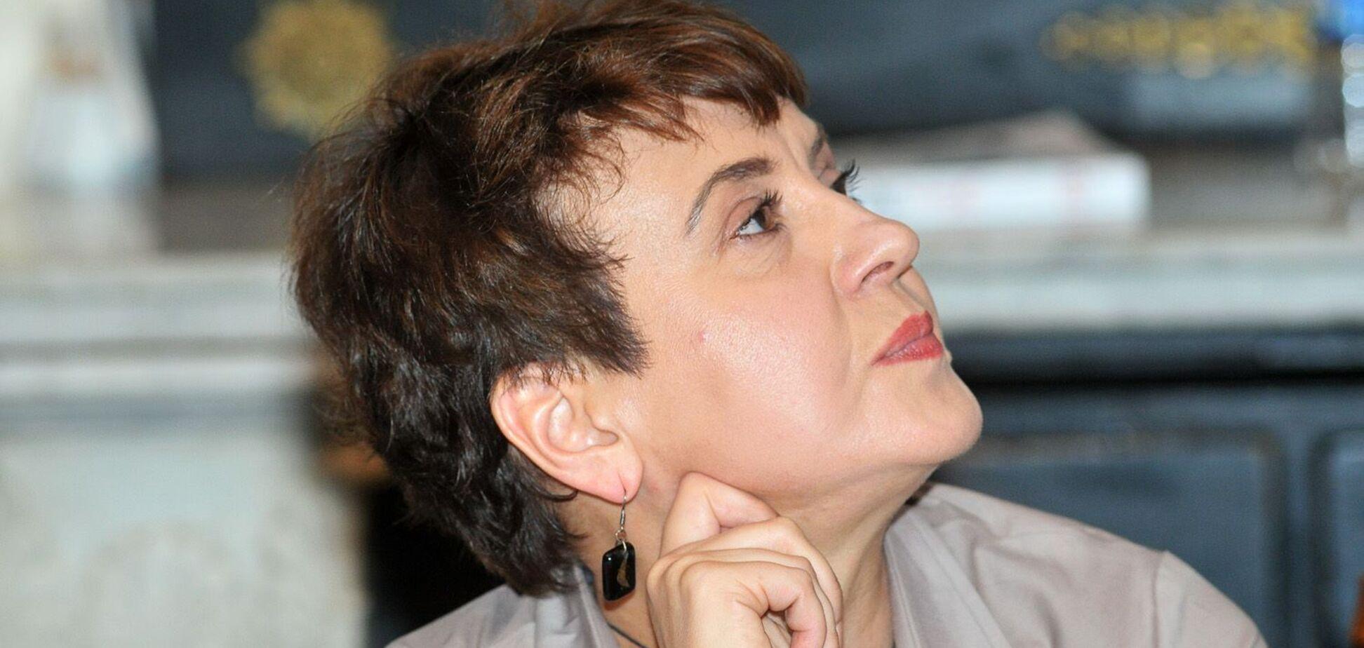 Оксана Забужко объяснила, почему Украина оказалась на пересечении эпох
