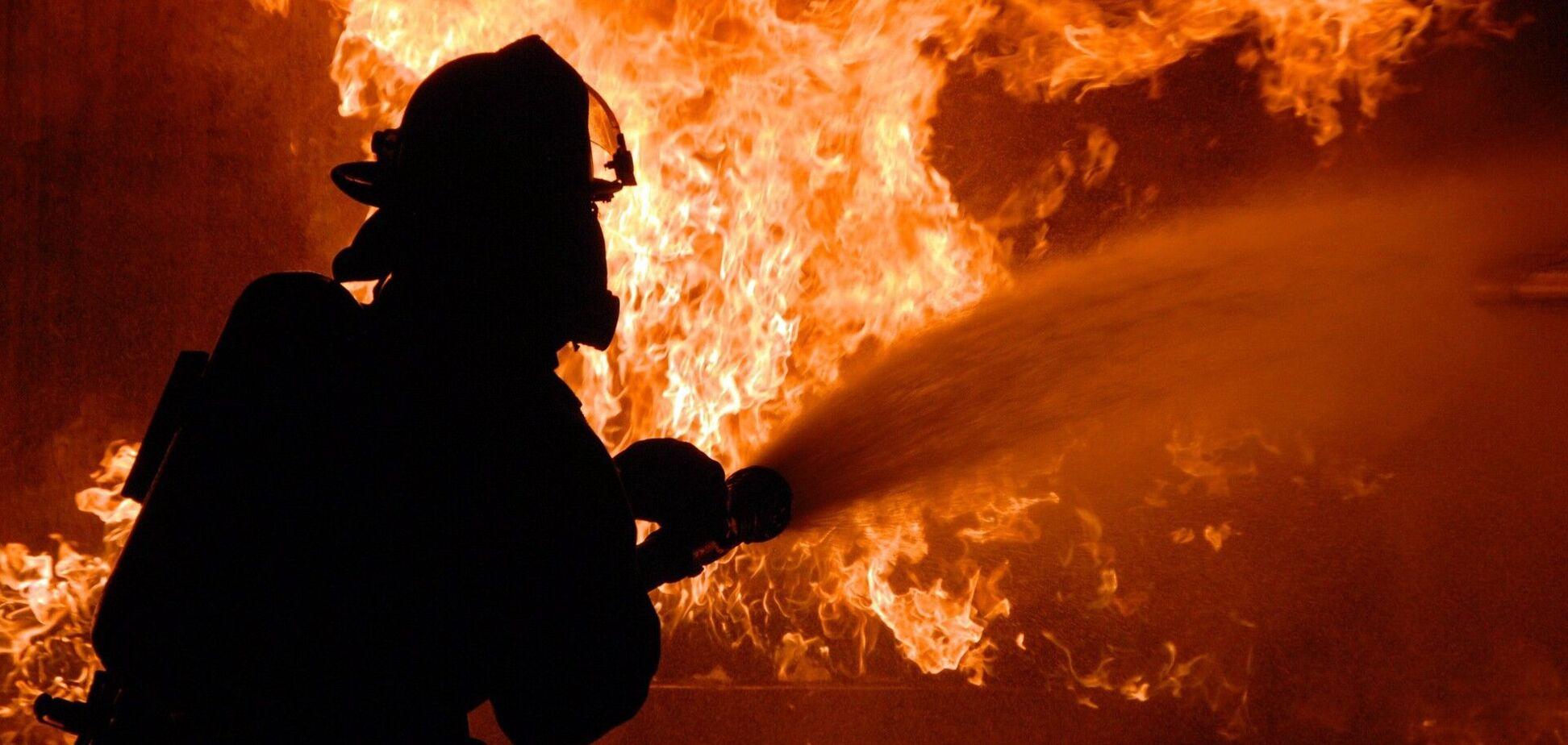 У Дніпрі під час пожежі загинула літня жінка. Фото