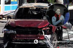 Подозреваемая в убийстве Шеремета Кузьменко