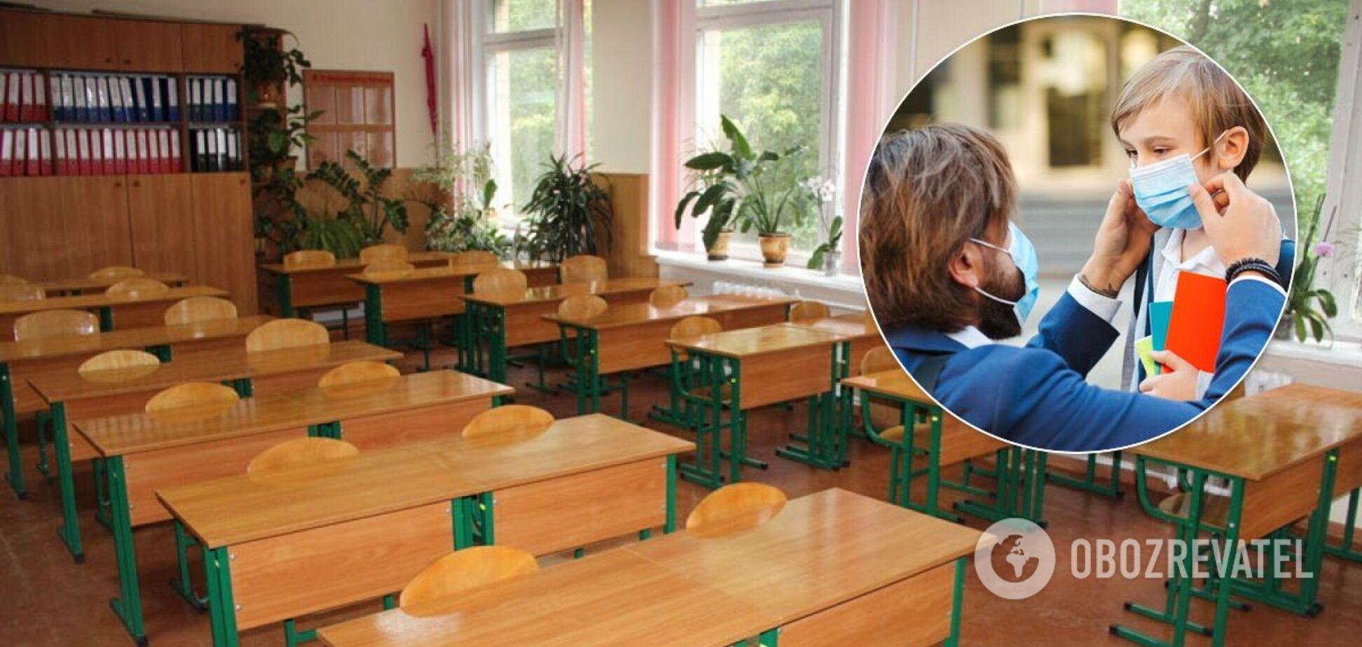 Врач сказал, как снизить риск заражения ребенка COVID-19 в школе