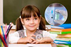 Врач заявил, что вакцинация стала критической в школе из-за коронавируса