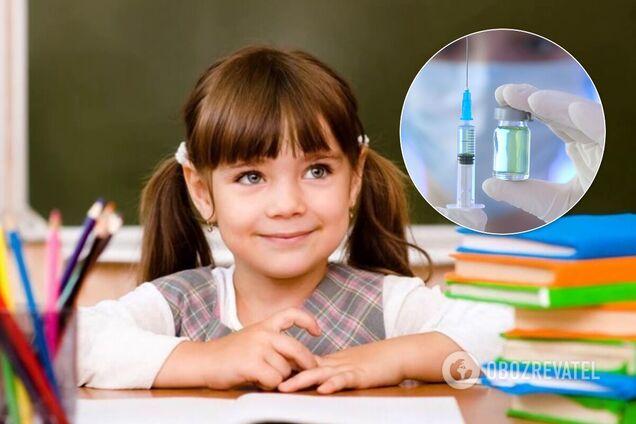 Лікар заявив, що вакцинація стала критичною в школі через коронавірус