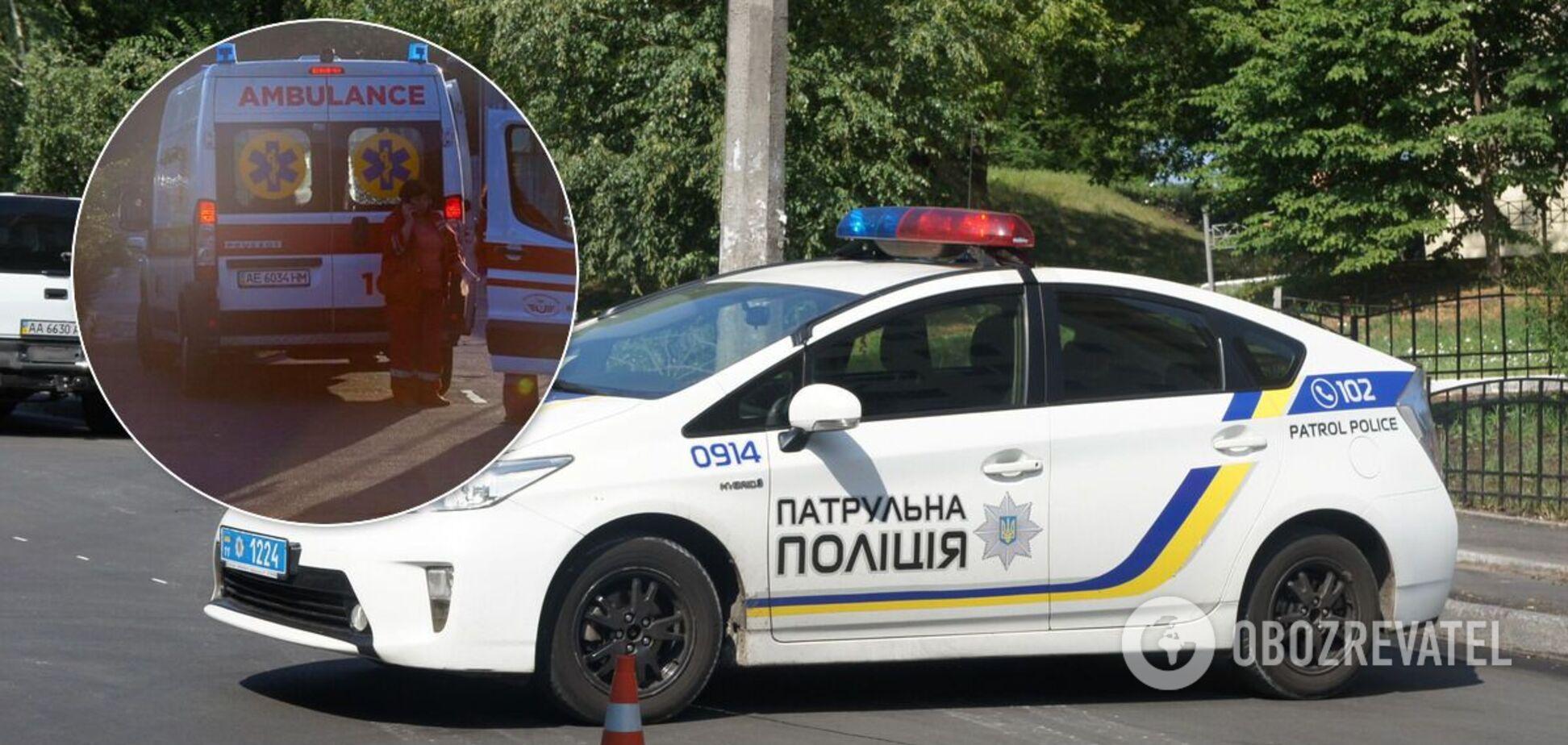 Перестрелка в Одессе
