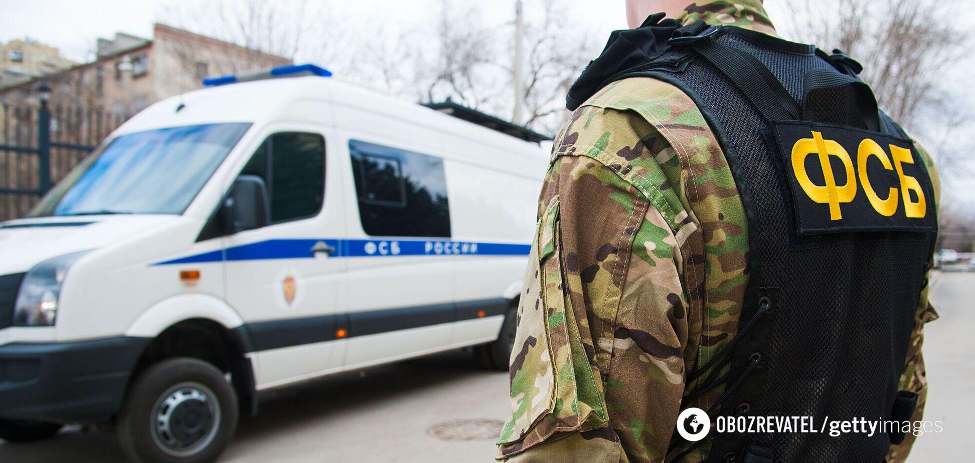 Затримання 'українського шпигуна' в Росії схоже на показовий виступ, – генерал СБУ