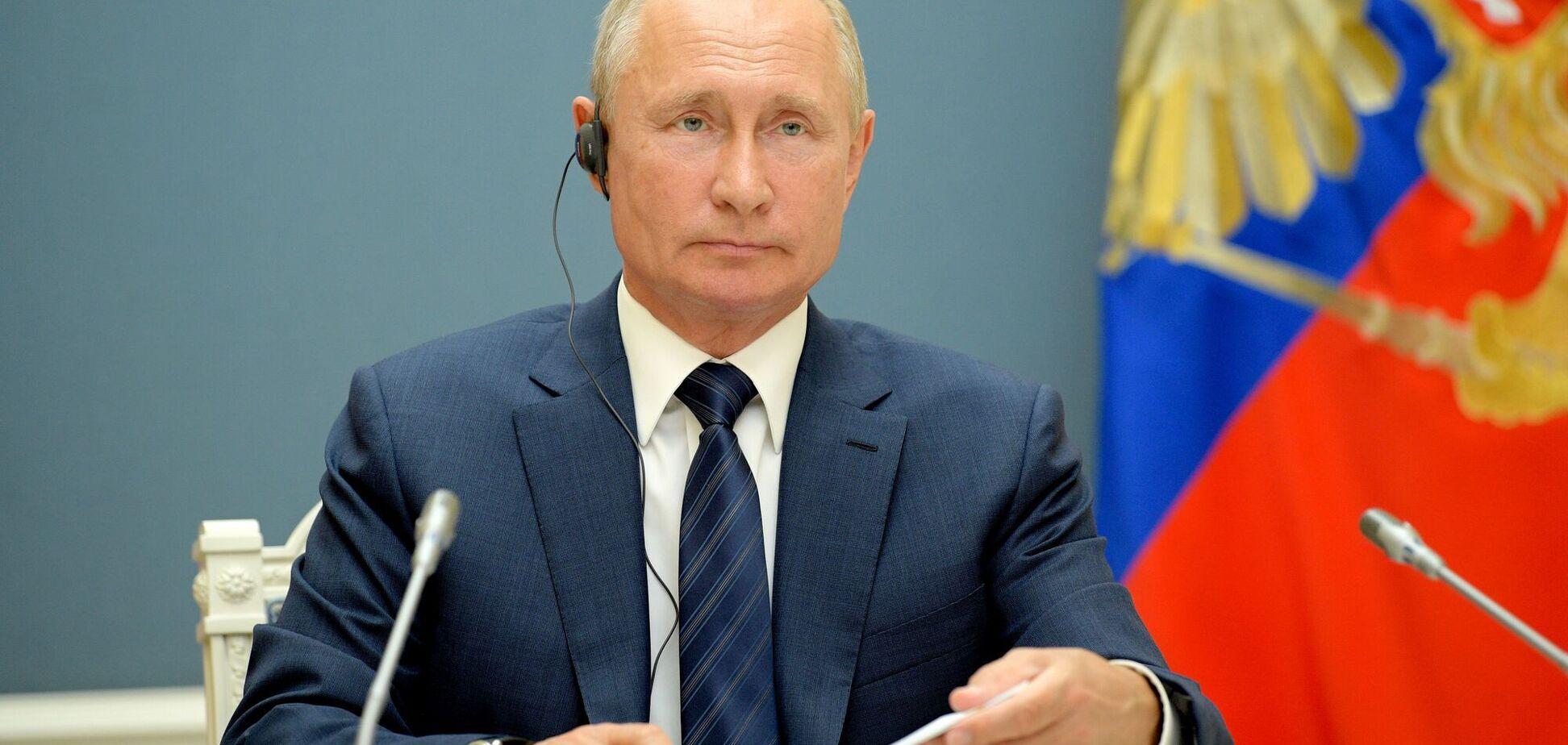 Козырный туз в Кремле оставили до худших времен