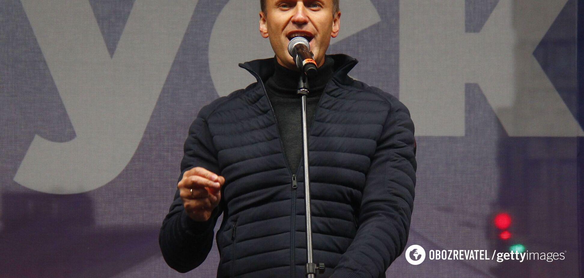 Задача все-таки была убить Навального, не напугать...