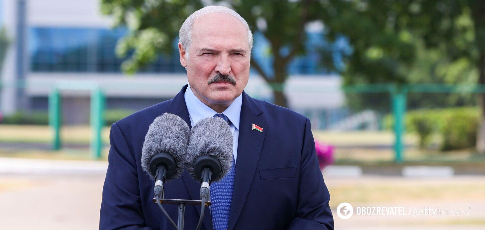Александр Лукашенко заявил о вмешательстве ЕС в дела Беларуси