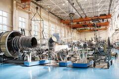 РосСМИ заявили о запуске конкурента украинского завода 'Мотор Сич'