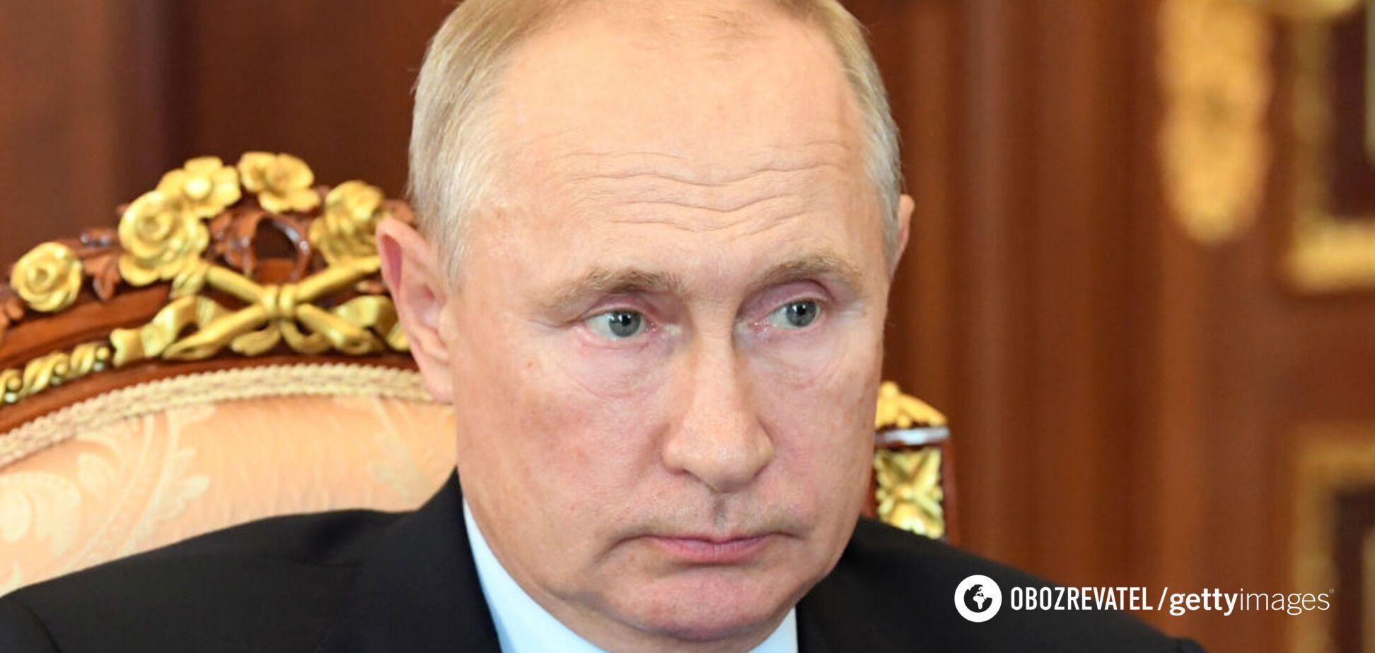 Владимир Путин дал большое интервью