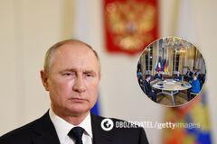 У Путина заявили, что встречу 'нормандской четверки' нужно еще готовить
