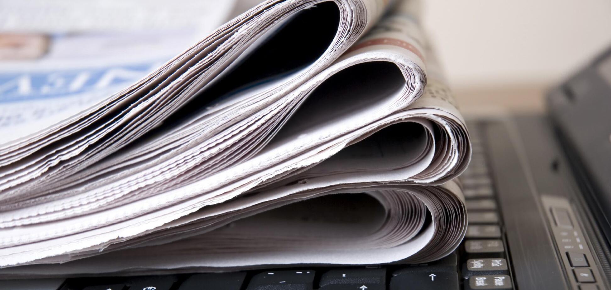 Журналисты Украины опасаются цензуры из-за закона о медиа