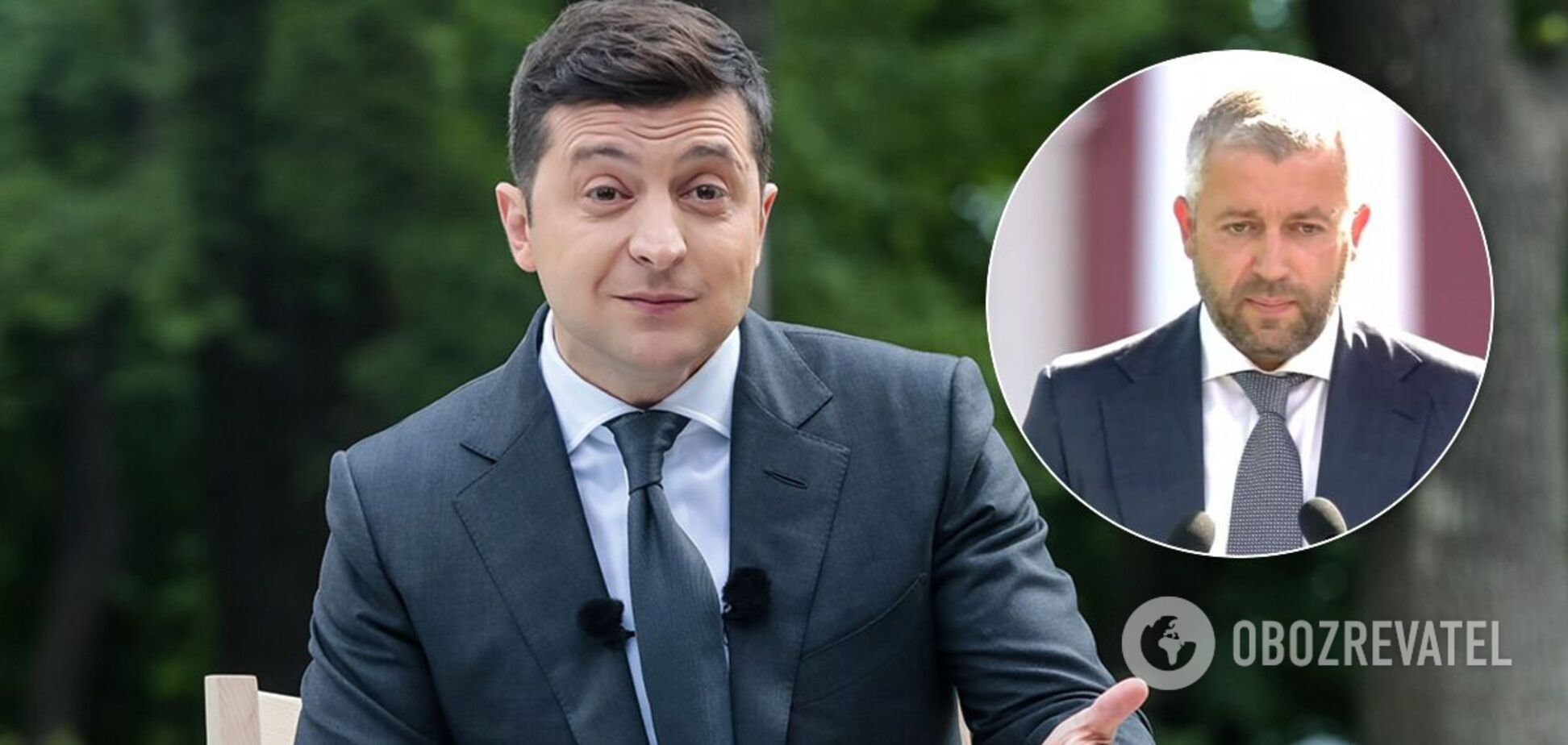 Зеленський представив нового голову Кіровоградської області