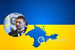Оккупант Крыма выдвинул условие Владимиру Зеленскому
