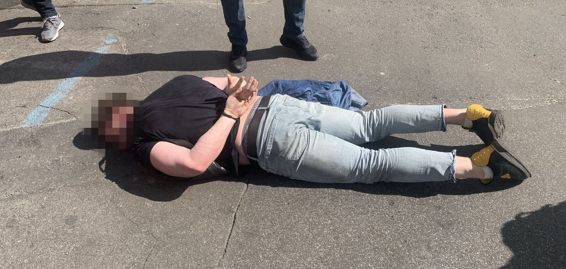 У Києві чиновника ДСНС зі спільниками спіймали на вимаганні $70 тисяч