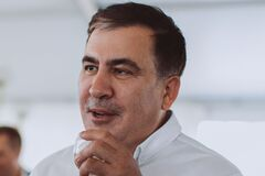 Михеила Саакашвили хотят выдвинуть кандидатом в премьеры от ЕНД