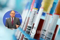 Степанов озвучил статистику по коронавируса в Украине