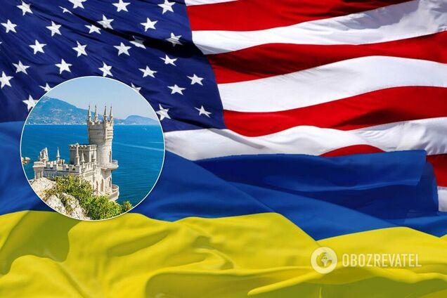 Госдеп США потребовал, чтобы Россия вернула Украине Крым
