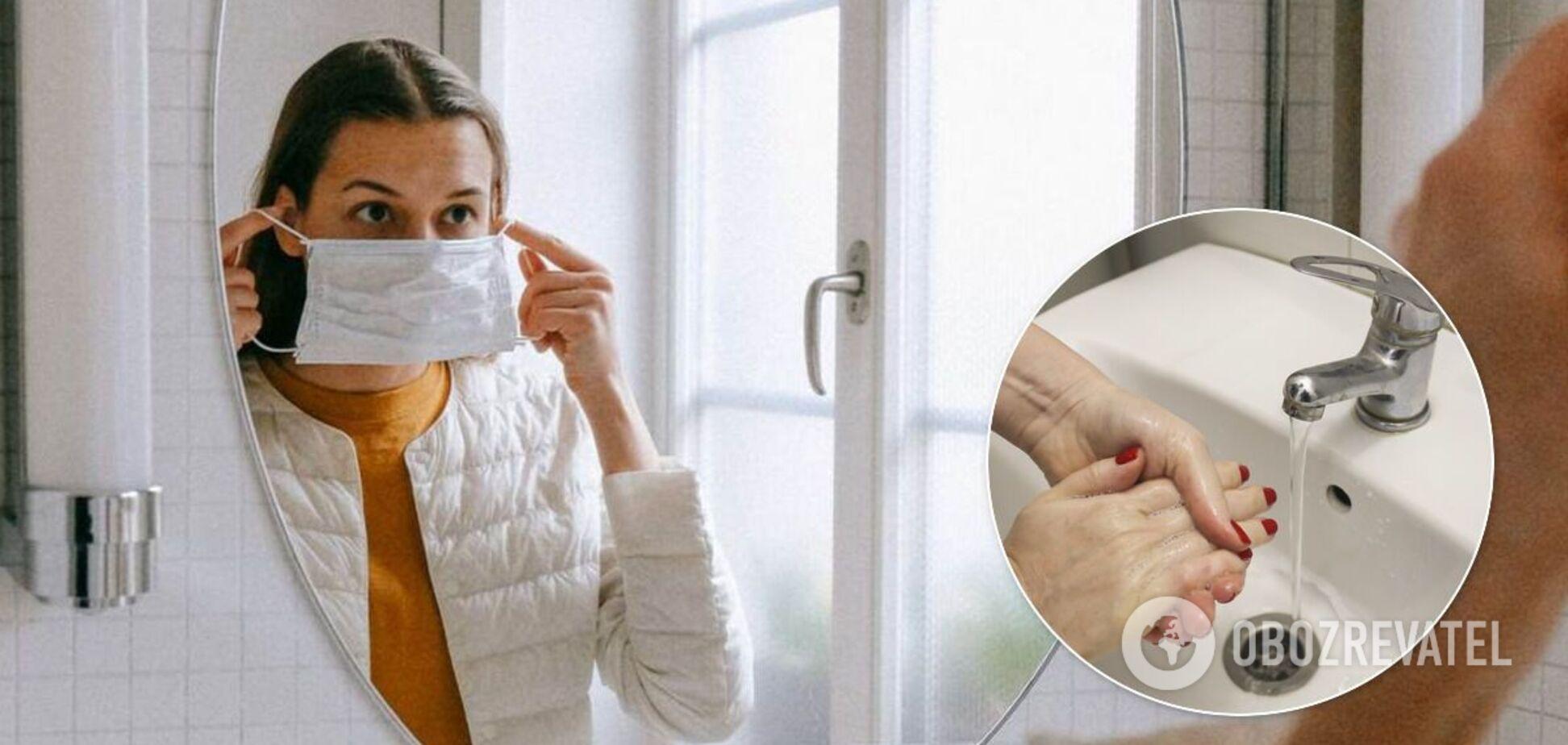 Ученые назвали вероятный 'эпицентр' коронавируса в квартире