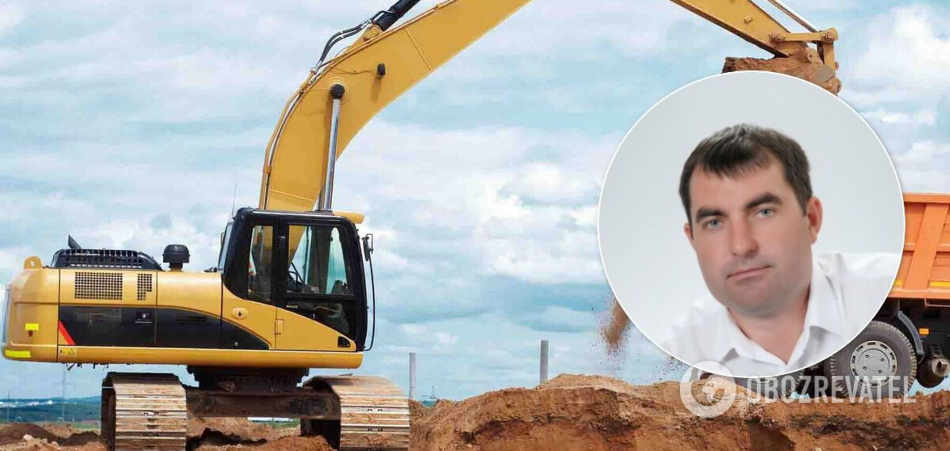 В Киеве опечатали технику песчаных нелегалов депутата Киевсовета Палладия