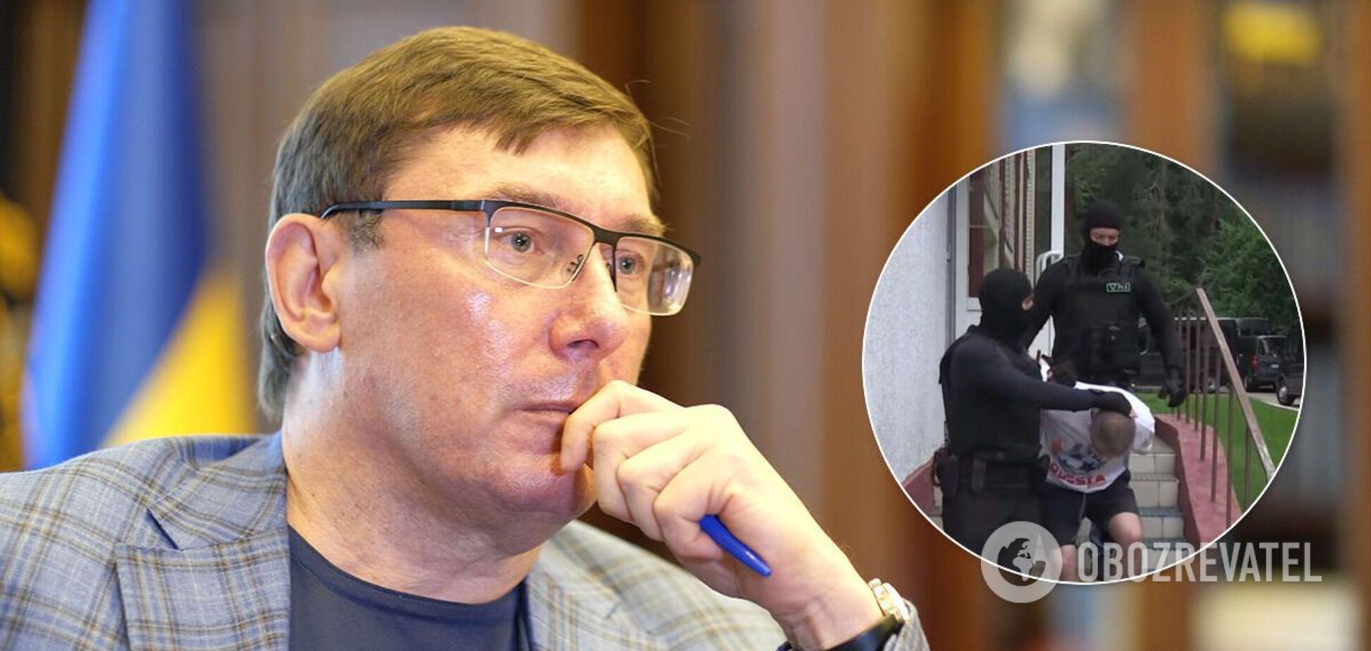Луценко: спецоперация по 'вагнеровцам' велась еще с прошлого года